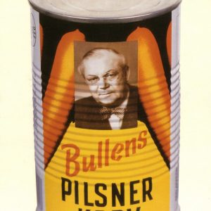 Bullens Pilsnerkorv – Retro Nostalgia Postcard