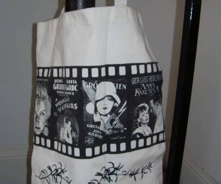 GARBO &#8211; TEXTILE BAG
