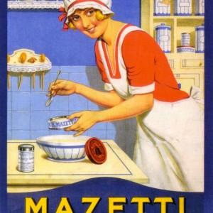 Mazetti – Retro Nostalgia Postcard