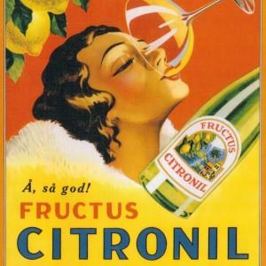 Citronil – Nostalgia Poster