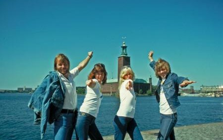 ABBA Stockholm City Hall