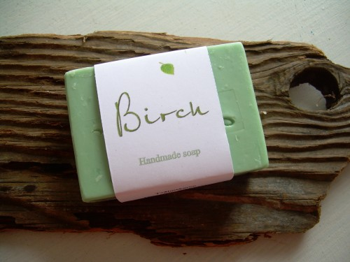 &#8220;Bjrk&#8221; &#8211; Swedish Handmade Soap