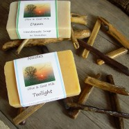 *Dawn &#038; Twilight &#8211; A Duo of Olive &#038; Goatmilk Soaps from Sderkping