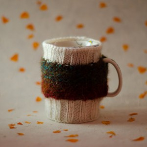 Snugly Mug Cosy for your Afternoon Tea