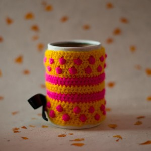 Mug Cosy – A Crocheted Jumper for your Tea Cup