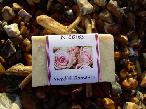 """Swedish Romance"" – Olive Soap"