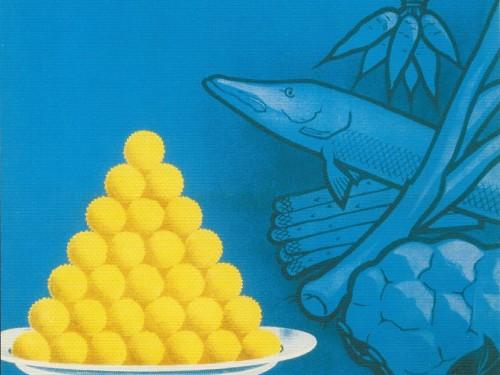 Smör (Butter) – Swedish Nostalgia Poster