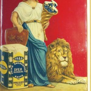 Svea Kaffe – Swedish Nostalgia Postcard