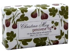 Genovese Fig Soap – Christina May Collection