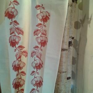 """Flower Garland"" – Tea Towel"