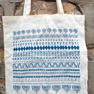 Sami – Lapland Tote Bag – Screen printed & Eco friendly