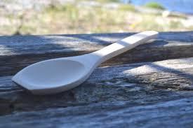 Ulla – Wooden Porridge Spoon in Birch