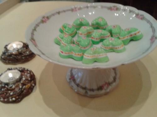 OhSoSwedish Princess Torte – Mini Cake Hearts of clay