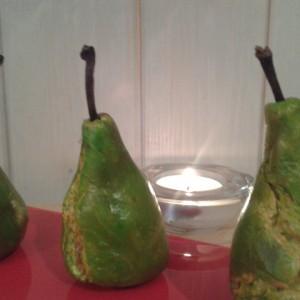 Windfall Pears –  Handmade of Clay