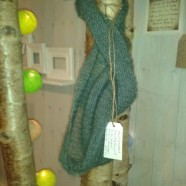 """""""OhSoCosy"""" Snood/Scarf – Soft and stylish hand knitted in Sweden"""