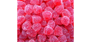 Raspberry flavoured Jelly