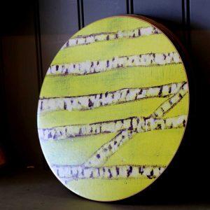 yellow-place-mat